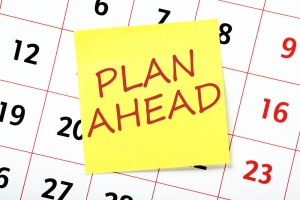 Plan Ahead #2