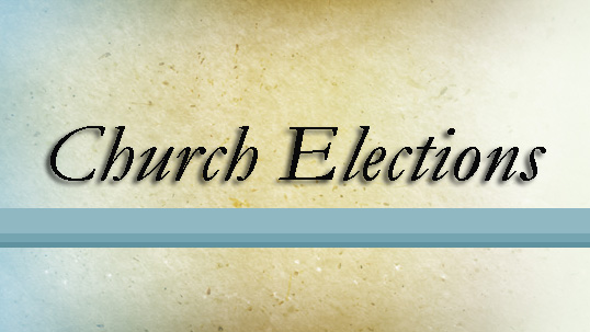 church-elections