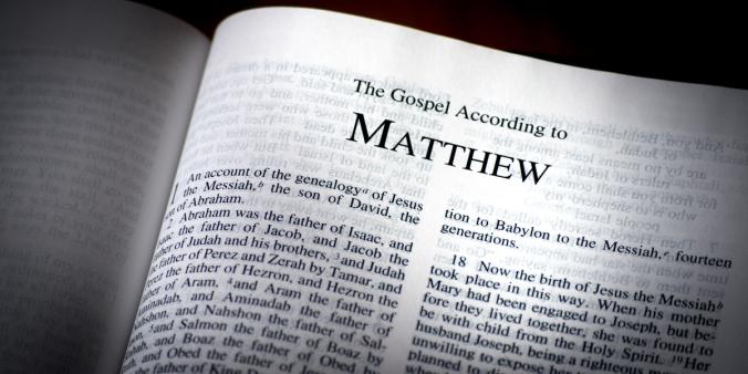 web3-gospel-matthew-bible-vibe-images-shutterstock_174036275
